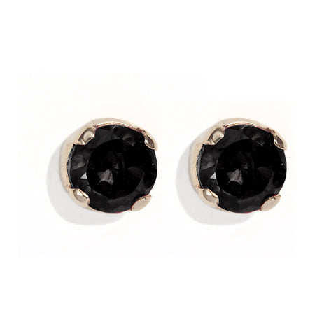 THE BLACK DIAMOND SKINNY JOY STUDS