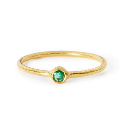 The Mini Stone Stacking Ring