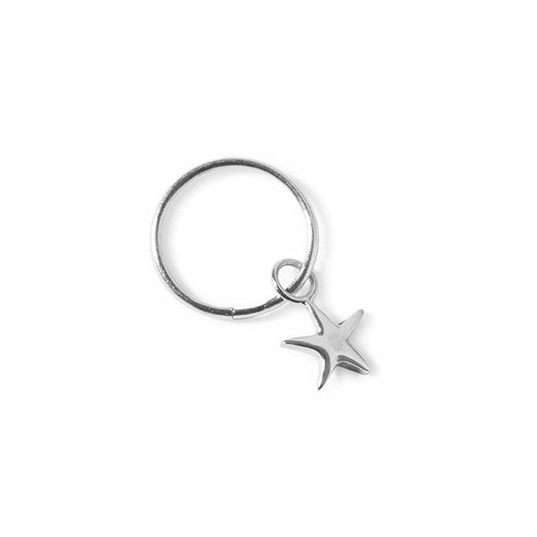 The Silver Star Pendant