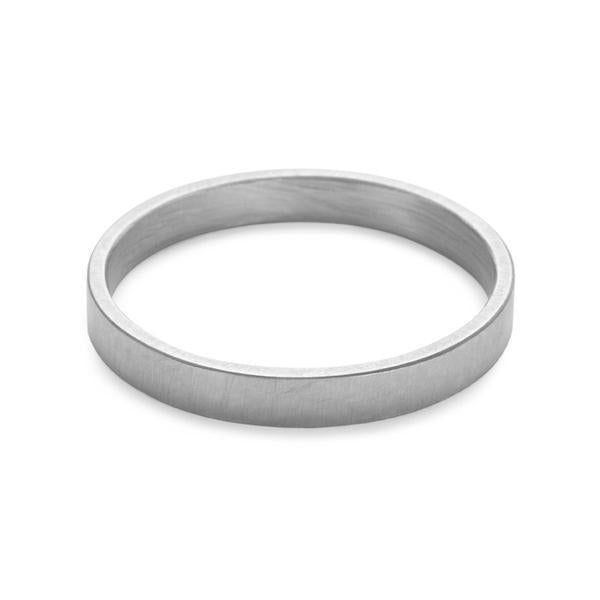 Tom - 2.5mm Band in Silver