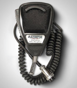 Astatic Rubberised Noise Cancelling