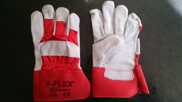 Rigger Work Gloves - Heavy Duty