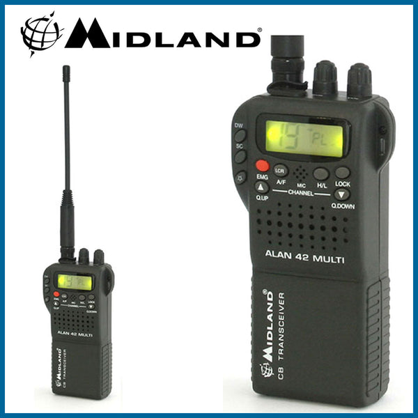 Midland Alan 42 Multi Band 40 channel AM 40 FM