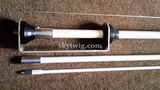 1/2 wave Skipmaster Fibre Glass Antenna
