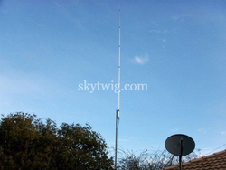 Ham radio antenna SE HF X80 - 80 to 6 meters