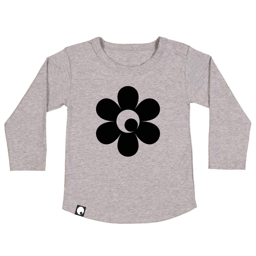 Flower Power Long Sleeve Tshirt