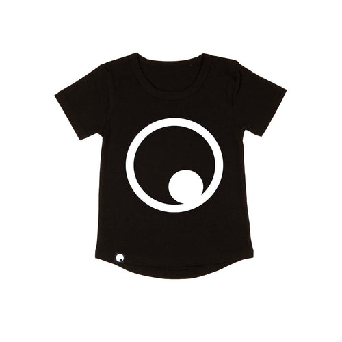Eye See You Inverted Long Back T-shirt