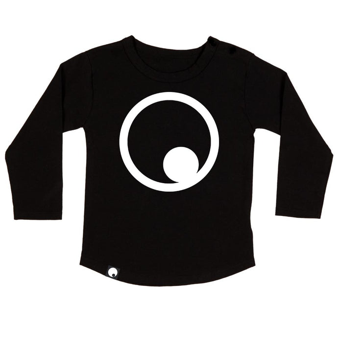 Eye See You Inverted Long Sleeve Tee