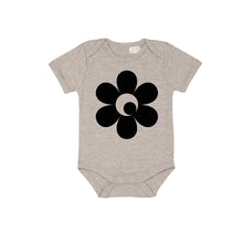 Flower Power Short Sleeve Bodysuit