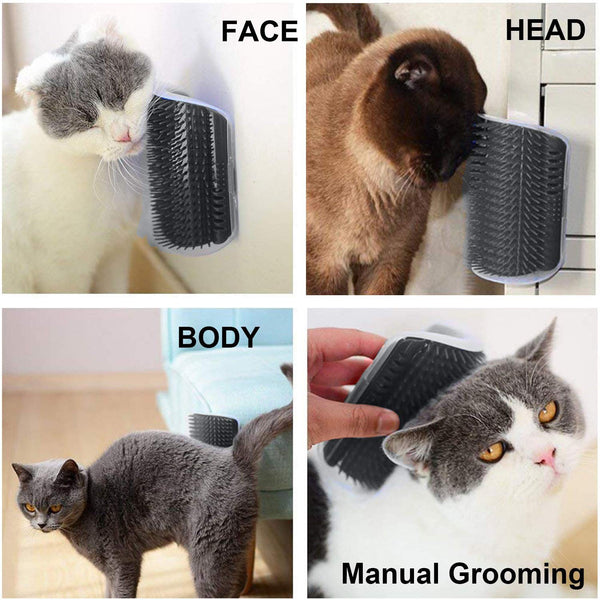 Perfect Cat Self Groomer With Catnip