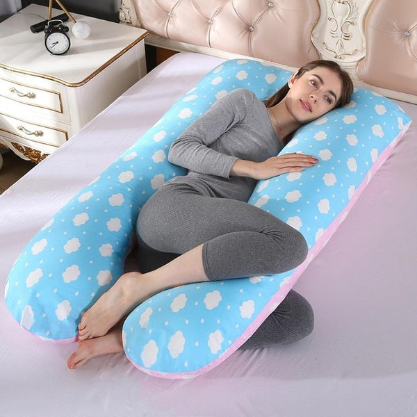 Best U Shaped Body Pillow/Pregnancy Pillow For Comfortable Sleep