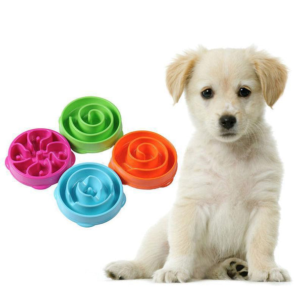 Creative Pet Anti Choke Feeder Bowl