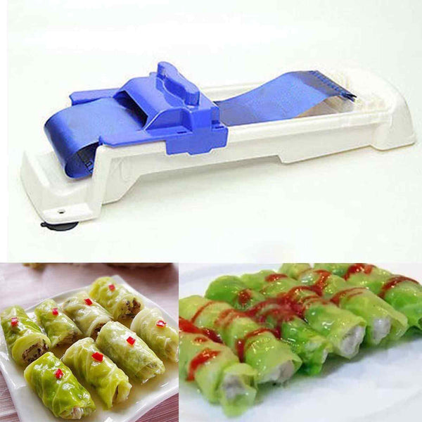 New Vegetable/Meat Rolling Tool Dolmer Magic Roller