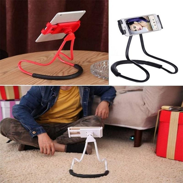 Lazy Neck Phone Holder For Smartphones