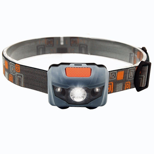 LED Headlamp for Camping, Hiking, Water & Shock Resistant 800 lumens