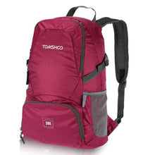 30L Foldable Lightweight Waterproof Backpack 5 Colors