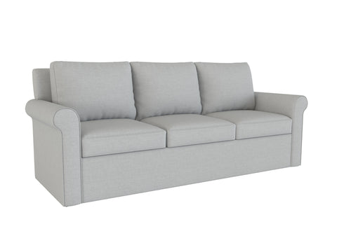 PB Cameron Roll Arm Grand Sofa Cover - LindaKale