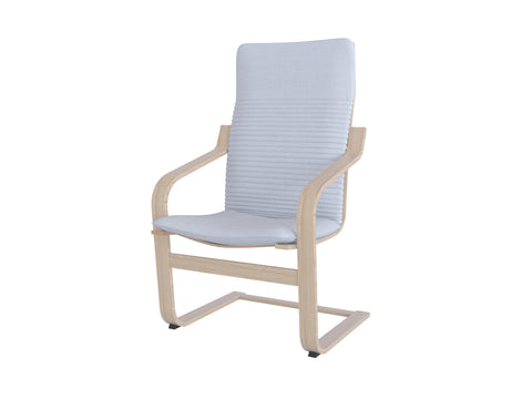 Poang Chair Cover without head rest - LindaKale