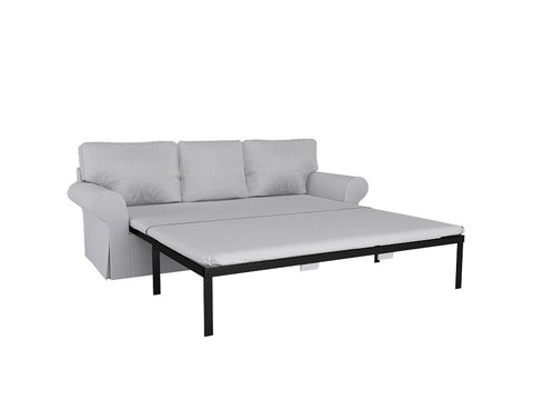 Ektorp 3 Seat Sofa Bed Cover, Pixbo Sleeper Cover - LindaKale