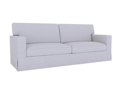 PB Comfort Grand Sofa Cover, Square Arm, Box Edge - LindaKale