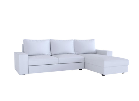 Kivik 3 Seat Sectional Sofa with Chaise Cover 280cm (110 1/4