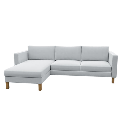 Landskrona Sofa with Chaise Cover 241cm (95 1/4