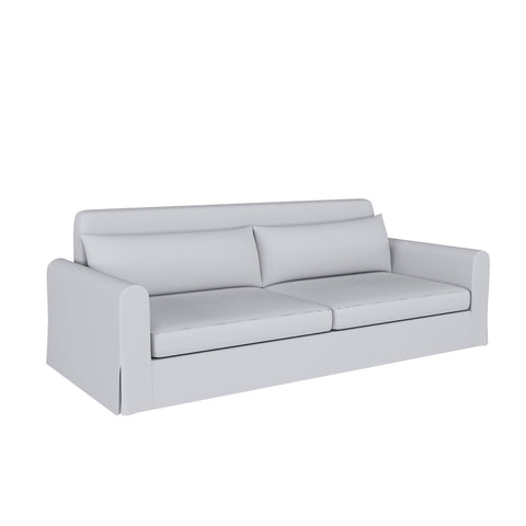 Nikkala 3 Seat Sofa Long Cover - LindaKale