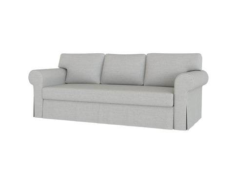 Vretstorp 3 Seat Sofa Bed Cover
