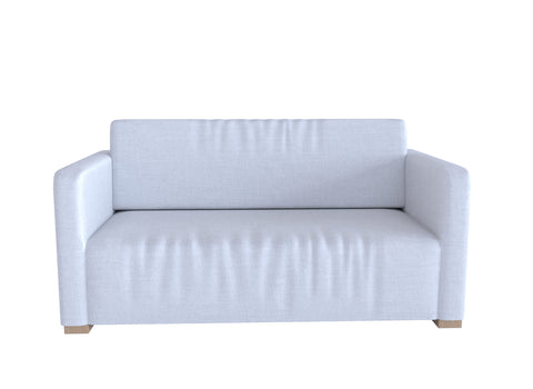 Solsta 2 Seat Sofa bed Cover - LindaKale