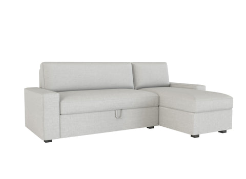 Vilasund Corner Sofa Bed Cover, Sectional Sleeper Cover - LindaKale