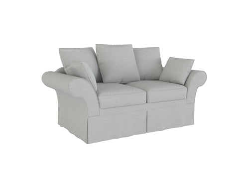 PB Charleston Loveseat Slipcover - LindaKale