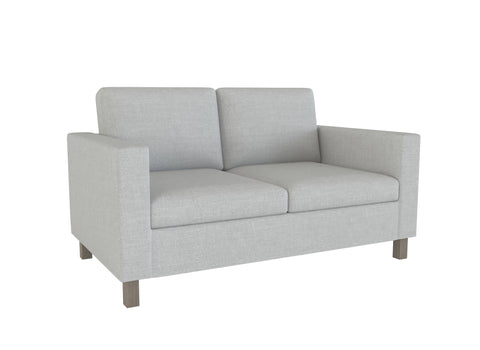 Karlanda 2 Seat Sofa Cover, Loveseat Cover - LindaKale
