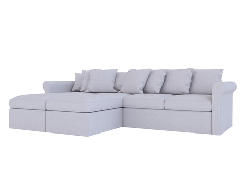 Gronlid 4 Seat Sectional Sofa Cover - LindaKale