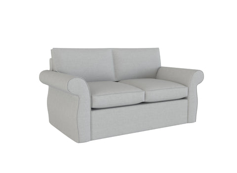PB Pearce Roll Arm Loveseat Slipcover - LindaKale