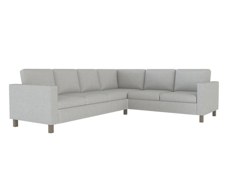 Karlanda 3+2 Corner Sofa Cover, Sectional Sofa Cover - LindaKale
