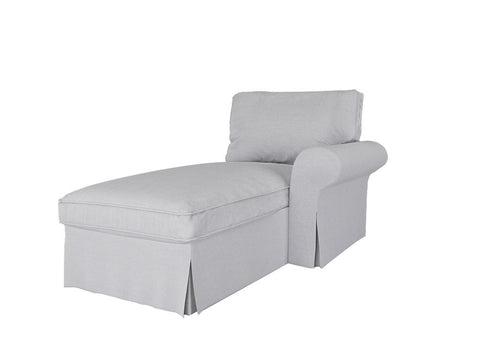 Ektorp Chaise Lounge Cover Right Cover - LindaKale