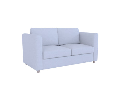 Finnala 2 Seat Sofa cover,  Loveseat Cover - LindaKale
