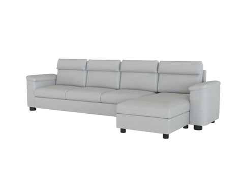 Lidhult 4 Seat Sofa with Chaise Cover - LindaKale