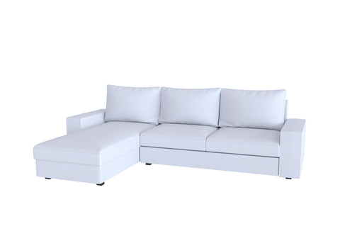Kivik 4 Seat Sectional Sofa with Chaise Cover 318cm (125 1/4