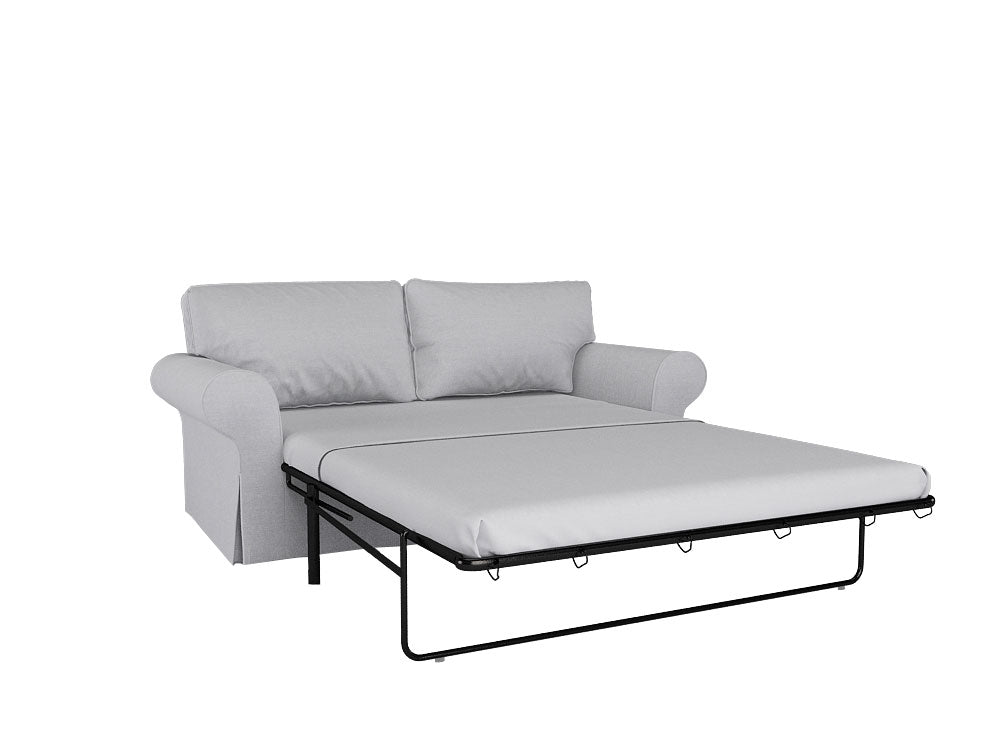 Surprising Custom Made Cover Fits Ikea Ektorp Two Seat Sofa Bed 2 Seater Sleeper Sofa Cover Gmtry Best Dining Table And Chair Ideas Images Gmtryco