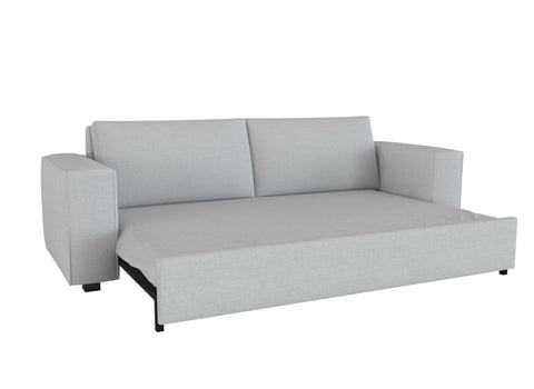 Kivik 3 Seat Sofa Bed Cover, 3 Seater Sleeper Sofa Cover - LindaKale
