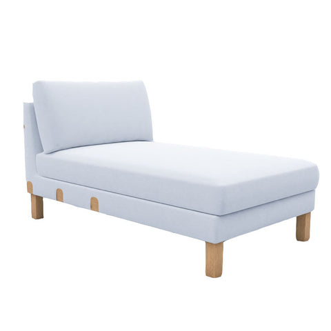 Karlstad Chaise Lounge Add-on Unit Cover - LindaKale