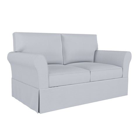 PB Comfort Loveseat Cover 64
