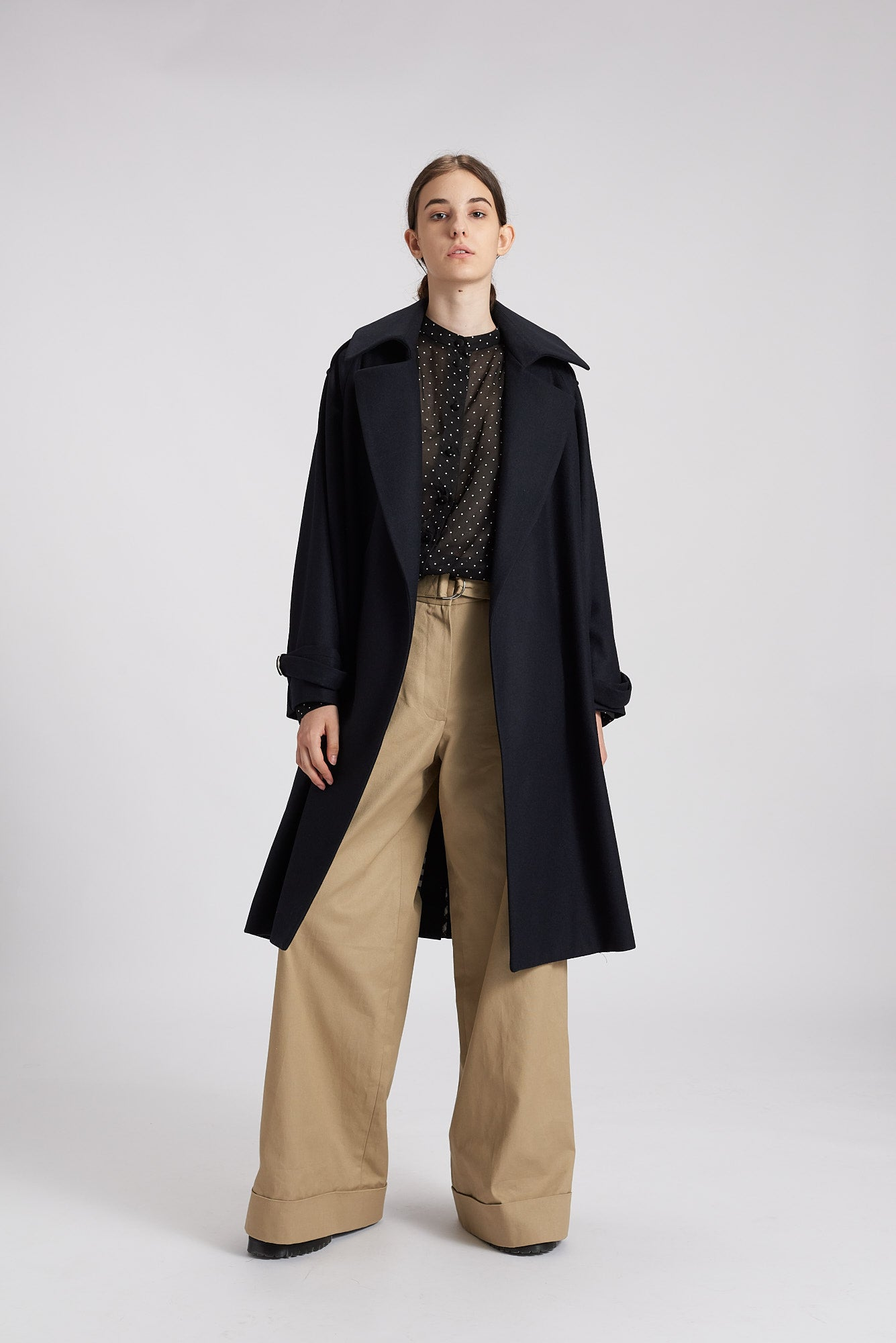 TRAPEZE TRENCH