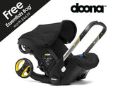 Doona Infant Car Seat - Night + Free Essentials Bag worth £44.99
