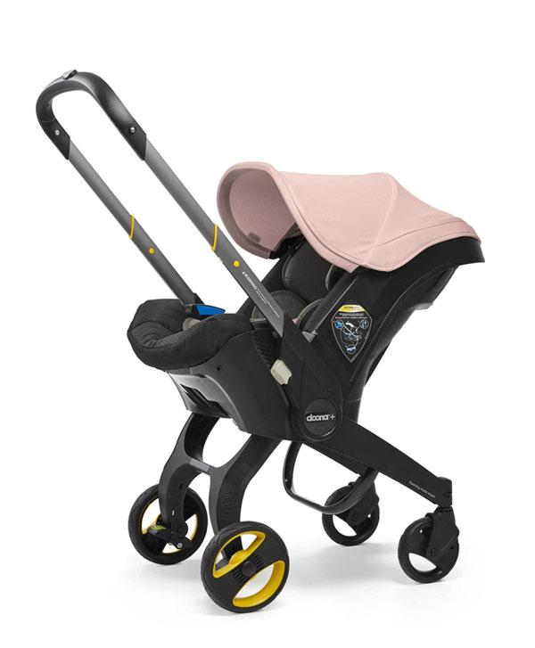 Doona™ Infant Car Seat - ALL NEW Collection - Blush Pink