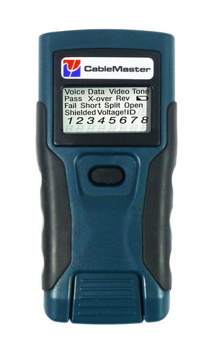 CableMaster 200 - Wiremap Tester