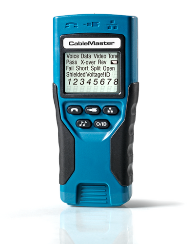 CableMaster 400 - Network Cable Tester