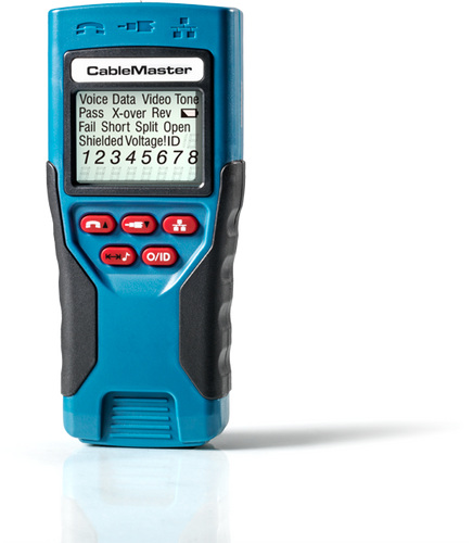 CableMaster 450 - Network Cable Tester with TDR