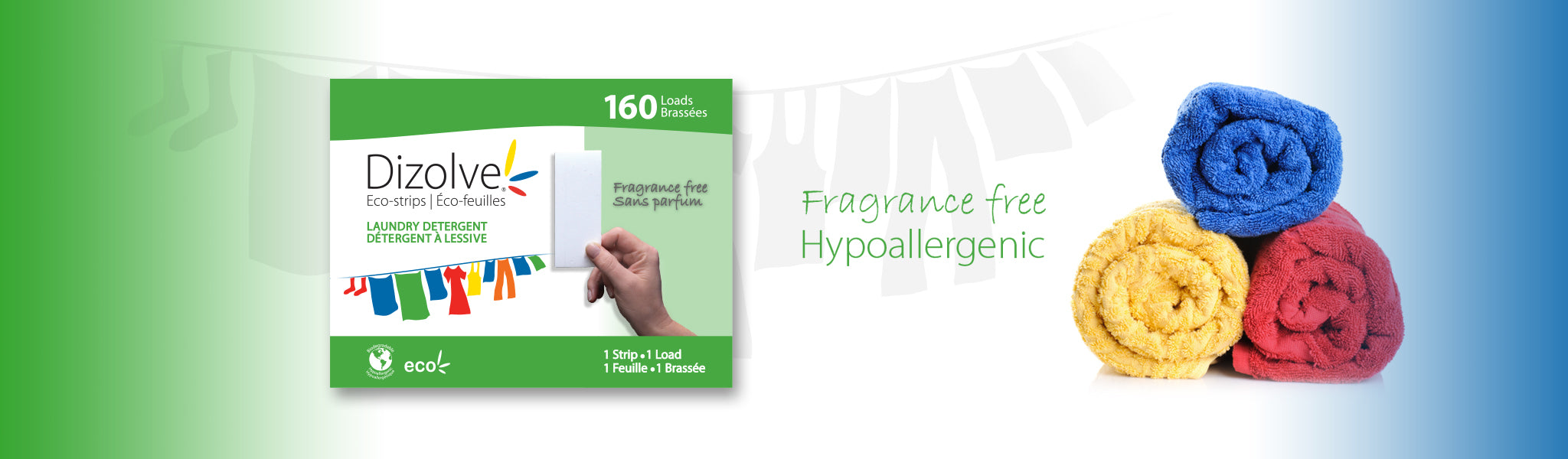 Fragrance free | Hypoallergenic